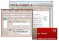 Likno Web/HTML Tabs Builder