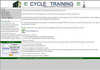 Cycle Training Client