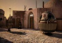Star Wars - Mos Eisley ( Mod Unreal Engine 4 )