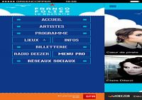 Les Francofolies de La Rochelle iOS