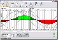 Download Free and Easy Biorhythm Calculator 3.02