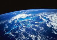 Picture of Earth Screensaver