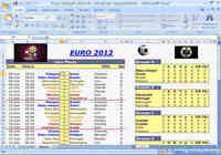 EURO FOOTBALL 2012