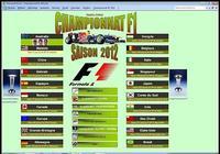 Championnat F1 2012