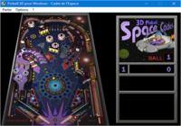 Microsoft 3D Pinball Space Cadet