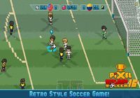 Pixel Cup Soccer 16 iOS