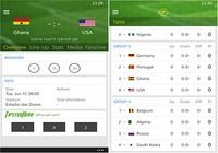 Onefootball Brésil Windows Phone