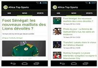 Africa Top Sports iOS