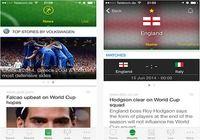 Onefootball Brésil iOS