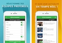 Transferts - Mercato Foot Android