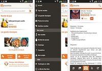 Marmiton : recettes de cuisine Android