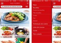 Mon Cookeo iOS