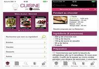Cuisine : 35 000 recettes à cuisiner iOS