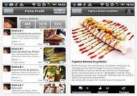 Food Reporter iOS