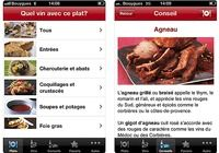 Accords Mets & Vins sur iOS