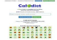 Calodiet pour Web / Tablette