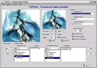 TGPSoft Thumbnail Gallery Builder