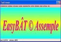 EasyBÂT © Assemple
