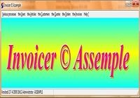 Invoicer © Assemple