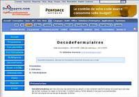 DecodeFormulaires