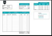 Suivi des indemnités kilométriques Excel