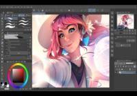 Kostenlose Software Clip Studio Paint Pro