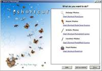 Shortcut PhotoMagic