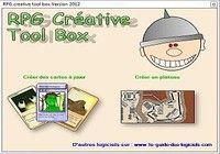 RPG Créative Tool Box