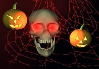 3D Halloween Horror screensaver