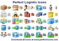 Perfect Logistic Icons