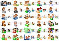 People Toolbar Icons