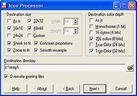 Icon Processor