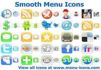 Smooth Menu Icons