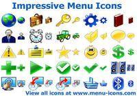 Impressive Menu Icons