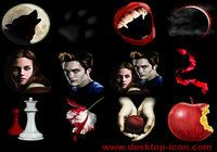 Free Twilight Desktop Icons