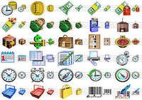 Business Software Icons