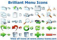 Brilliant Menu Icons
