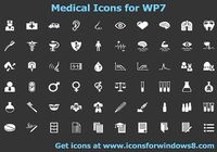 Medical Icons for WP7