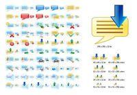 Messenger Icons for Vista
