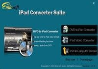 Emicsoft iPad Série de Convertisseur