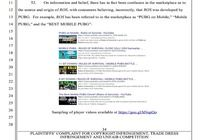 Plainte de PUBG Corp contre Netease