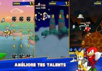 Sonic Runners Android
