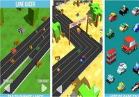 Lane Racer iOS