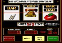 Mini et Maxi Slots