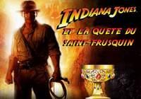 Indiana Jones et la quête du Saint-Frusquin