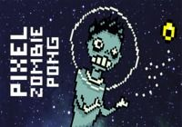 Pixel Zombie Pong Galaxy