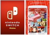 Nintendo Switch Amino - Android
