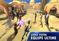 Star Wars : Galaxy of Heroes iOS