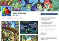 Bubble Witch Saga Facebook