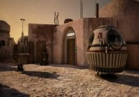 Star Wars - Mos Eisley ( Mod Unreal Engine 4 )